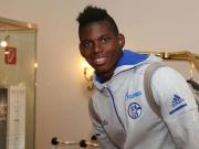 Lang ersehntes Comeback: Embolo wieder für Schalke unterwegs