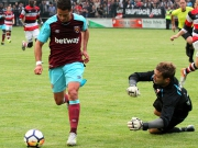 Chicharito vergibt - Altonas kurioses 3:3 gegen West Ham