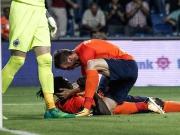 Adebayor mit Tor und Vorlage - Champions League ohne Brügge