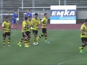 Traumtore beim Duell der BVB und Werder A-Junioren