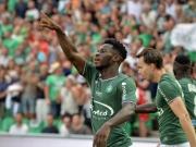 Bambas Blitzstart reicht St. Etienne für Nizza