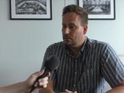 """""""Ziel ist die Regionalliga!"""" - TeBe-Vorstandsvorsitzender Redlich im Interview"""