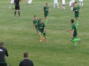 Gegen AS Rom: Werders Hackethal macht den Unterschied