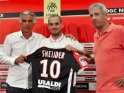 Sneijder bei Nizza: