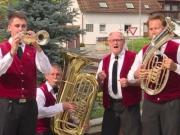 Dorfmerkingen - mit Blasmusik gegen RB Leipzig
