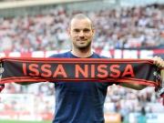 Noch ohne Sneijder: Nizza verpatzt Generalprobe