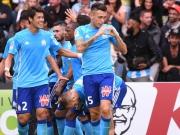 Marseille gewinnt auch das zweite Spiel