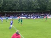 Vor voller Hütte: Schalkes U 23 gibt Vollgas
