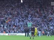 Shelveys Tätlichkeit hilft Tottenham - Alli trifft