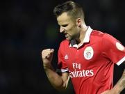 Seferovic macht's wieder: Torjäger schlägt bei Benfica ein