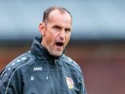 Bayer-Coach Herrlich: Unerschrocken nach München