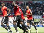 Wieder 4:0 - Auch Swansea hält ManUnited nicht Stand