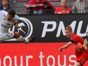 Last-Minute-Elfer: Tavares rettet Dijon den Punkt