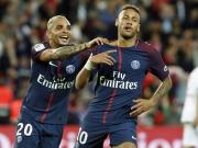 Neymar: Drei Assists, zwei Tore, eine Arroganz-Einlage