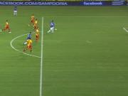 Quagliarella verdirbt Beneventos Premiere