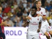 Videobeweis und Flutlichtausfall: Milans gelungener Ligastart