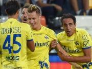 Chievo bejubelt Birsas Maßarbeit
