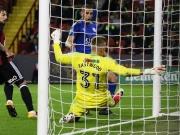 4:1 - Leicester löst die Pflichtaufgabe Sheffield United
