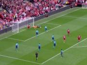 Gunners gehen in Anfield böse unter