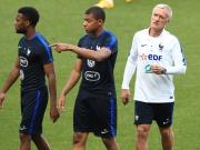 Mbappé: Frankreich-Coach genervt vom Transferpoker