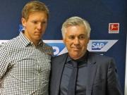 Faktor Balljunge pro Hoffenheim, Ancelottis Regelkunde