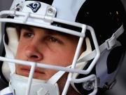 46:9! Sahnetag für Rams-Quarterback Jared Goff