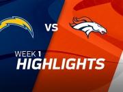 L.A. Chargers vs. Denver Broncos