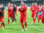 Erster Saisonsieg - Zwickau feiert bei Preußen Münster
