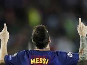 Valverde lobt Messi -