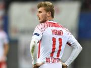 Werner geknickt: