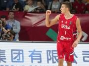 Bogdanovic führt Serbien ins Finale