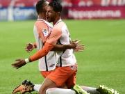 Pedro Mendes' schulbuchmäßiger Kopfball entscheidet