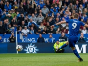 Vardy rettet Leicester einen Punkt