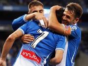 Gerards Abseitstor - Espanyol jubelt über ersten Dreier
