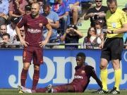 Valverde zu Dembelé-Verletzung: