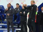 Liverpool rotiert, dominiert und verliert