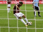 Ex-Wolfsburger Rodriguez schießt sein erstes Serie-A-Tor
