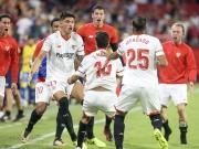 Sevilla im Vorwärtsgang - Navas trifft aus unmöglichem Winkel