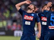 Mertens' unfassbarer Treffer - Lazio geht gegen Neapel unter