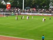 Traumtor gegen den 1. FC Köln