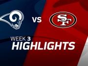 39:41-Offensivspektakel der Rams und 49ers - Gurley rockt die Show