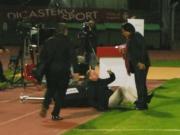 Skandal in der Schweiz: TV-Experte Fringer bekommt Prügel