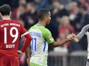 Abgerutscht – Bayern verschenkt Sieg