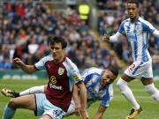 Huddersfield: Erst schläfrig, dann ohne Präzision