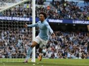 Sané spielt groß auf: Manchester City zerlegt Crystal Palace