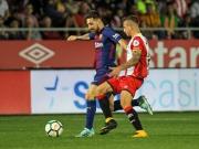 Girona schlägt sich selbst, Manndeckung für Messi