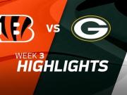 Cincinnati Bengals vs. Green Bay Packers