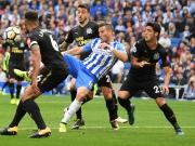 Brighton gewinnt Aufsteiger-Duell gegen Newcastle