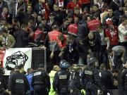 Stadionunglück in Frankreich