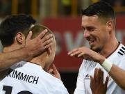 Weltmeisterliche Dominanz - DFB-Team löst WM-Ticket